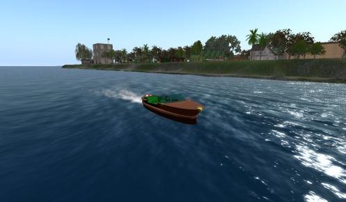 na boating