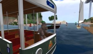 Hippo ferry