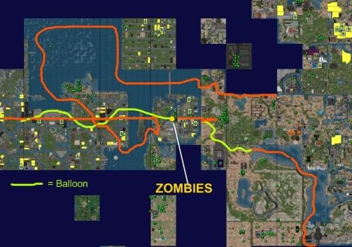 map-zombie